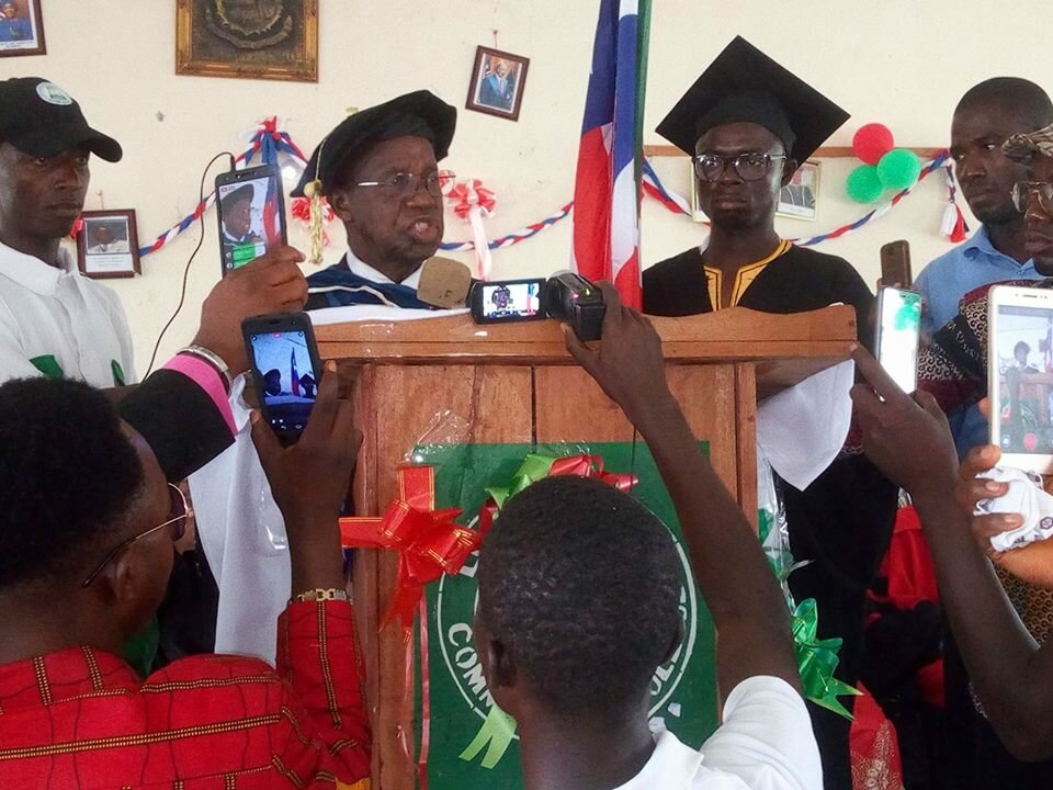 Dr. Ngaima